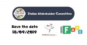 Italian Stakeholder Committee