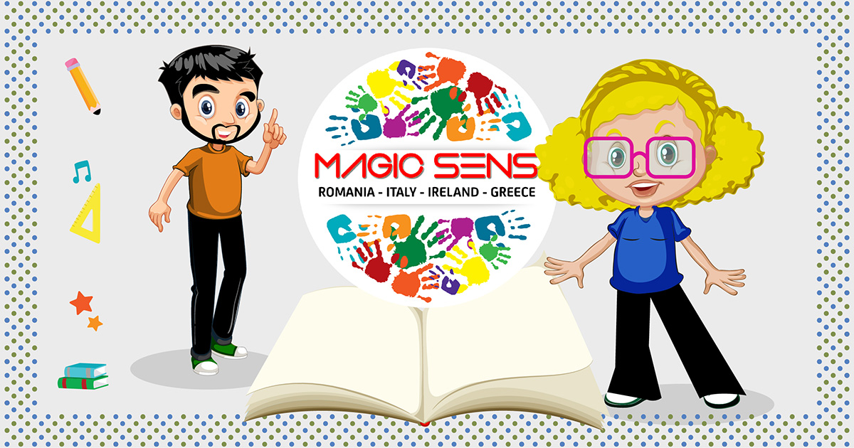 The process of the online training MagicSens